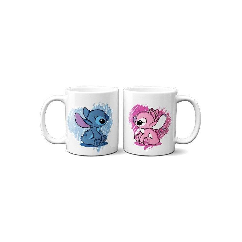 Love Stitch Páros Bögre