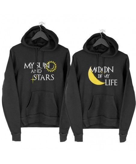 My Sun And Stars Páros Pulcsi