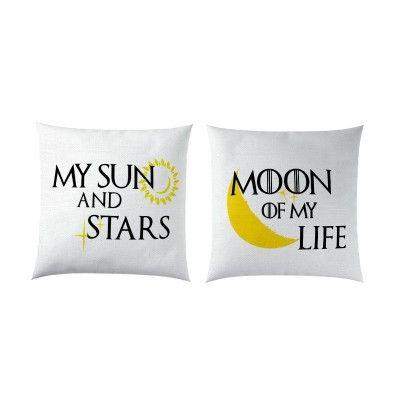 My Sun And Stars Páros Párna