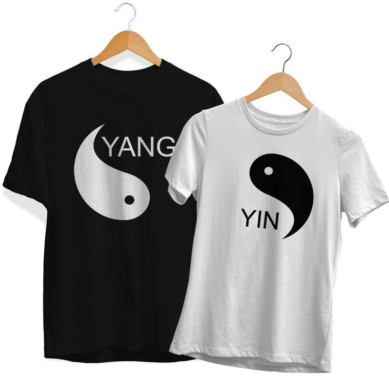 Yin Yang Páros Póló