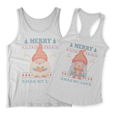 Merry Xmas my love Páros Trikó