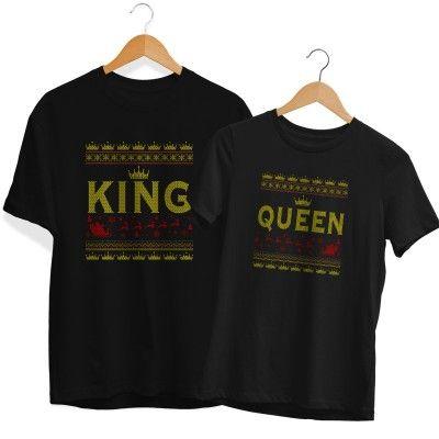 Ugly King Queen Páros Póló