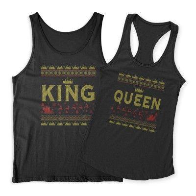 Ugly King Queen Páros Trikó