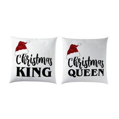 Christmas King Queen sapi Páros Párna