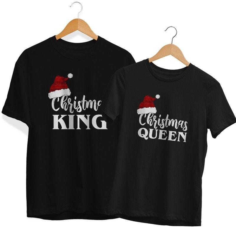 Christmas King Queen sapi Páros Póló