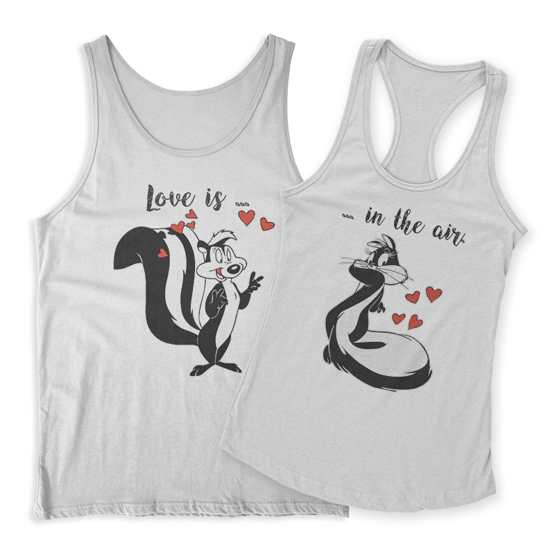 Love Is In The Air Páros Trikó