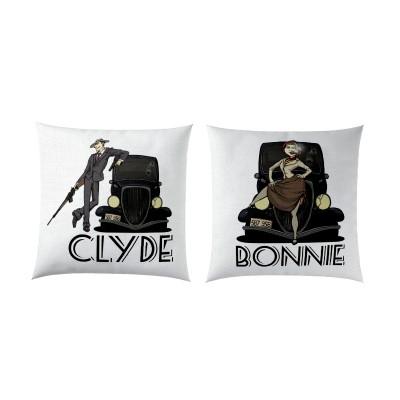 Bonnie & Clyde Páros Párna