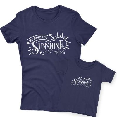Sunshine Páros Póló Gyerek pólóval