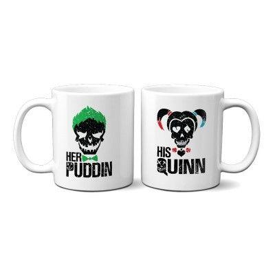 His Quinn Her Puddin Páros Bögre