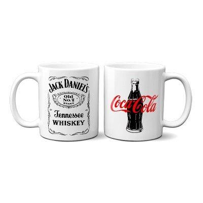 Whisky Cola Páros Bögre