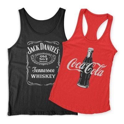 Whisky Cola Páros Trikó