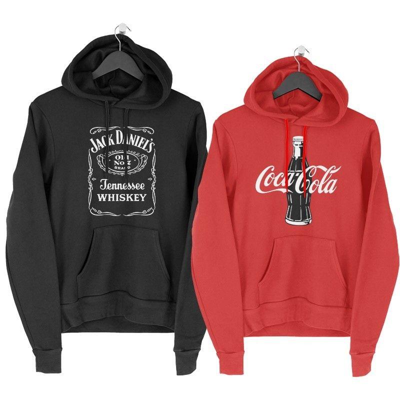 Whisky Cola Páros Pulcsi
