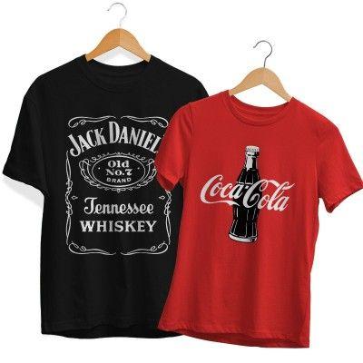 Whisky Cola Páros Póló