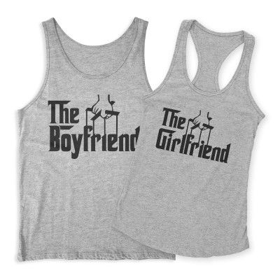 The Girlfriend Boyfriend Páros Trikó