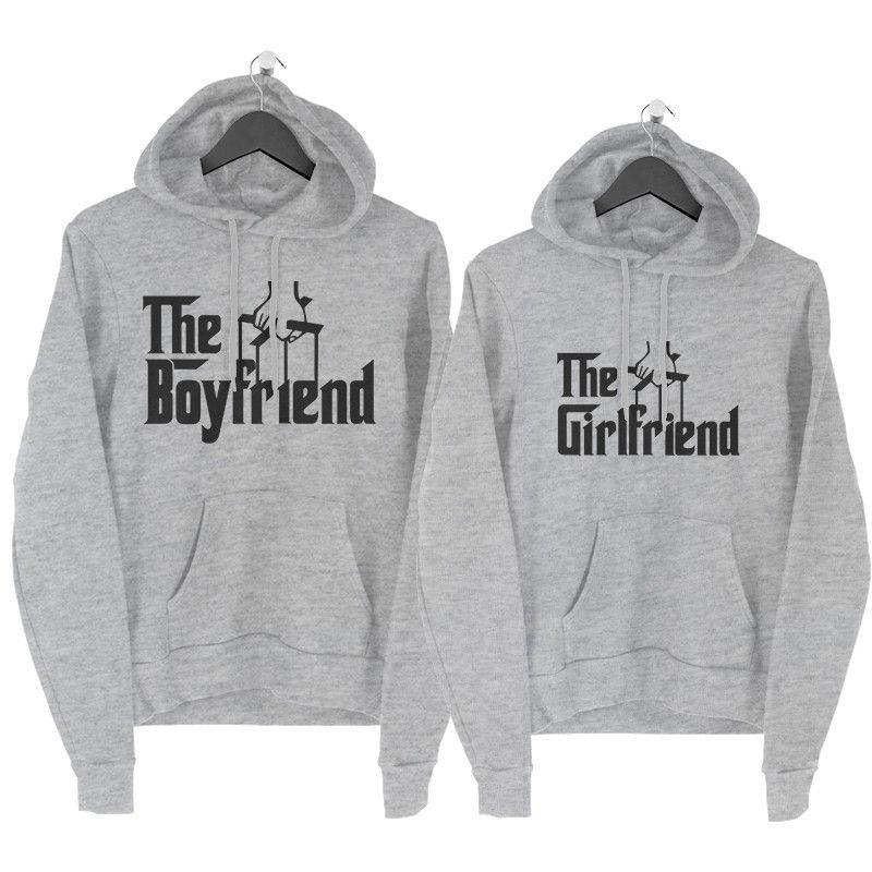 The Girlfriend Boyfriend Páros Pulcsi