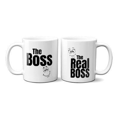 Boss Real Boss Páros Bögre