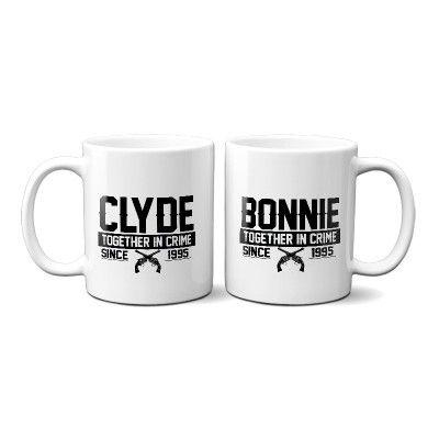 Bonnie Clyde évfordulós Páros Bögre